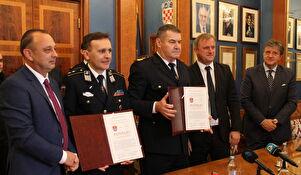 Potpisana Povelja o bratimljenju Vatrogasnih zajednica Grada Zadra i Općine Marija Bistrica